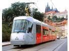Prague trams